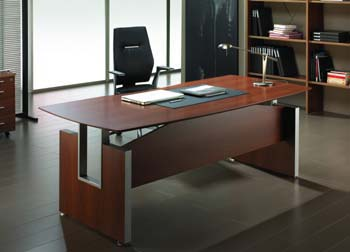 Mesas de oficina funcionales for Mesas de oficina de diseno