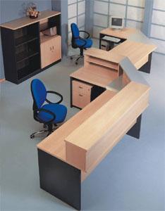 mesas de oficina funcionales